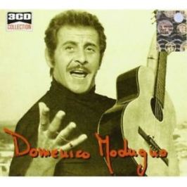 CD Domenico Modugno : 3 Cd Collection