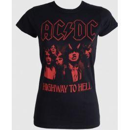 AC/DC - Highway To Hell, dámské tričko L