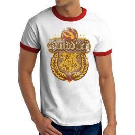 Harry Potter - Quidditch, pánské tričko L