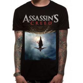 Assassins Creed Movie - Poster, pánské tričko XL
