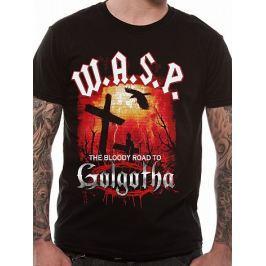 W.a.s.p - Bloody Road, pánské tričko L