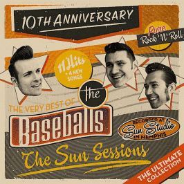 Baseballs : Sun Sessionsv (Best Of) LP