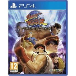 Capcom PS4 hra Street Fighter 30th Anniversary Collection