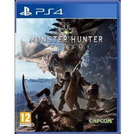Capcom Hra  PS4 MONSTER HUNTER: WORLD
