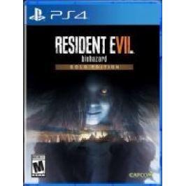 CENEGA Resident Evil 7: Biohazard Gold Edition PS4 - vychází 12.12.