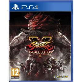 Capcom PS4 - STREET FIGHTER V ARCADE EDITION
