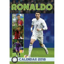 Helma 365, s.r.o. Kalendář 2018 - CRISTIANO RONALDO