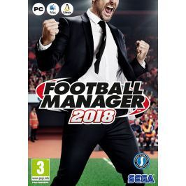 SEGA PC - Football Manager 2018