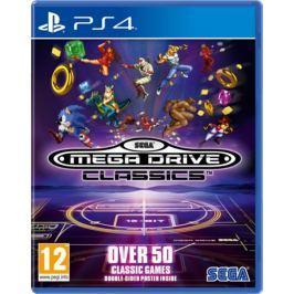 SEGA PS4 -  MegaDrive Collection
