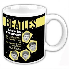 Beatles - Live In Concert 1962, hrnek Hrnek