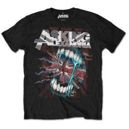 Asking Alexandria - Flag Eater, pánské tričko XL