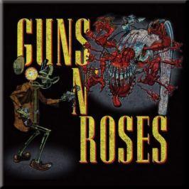 Guns n' Roses - Attack, magnetka magnetka