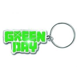 Green Day - Logo, klíčenka Klíčenka