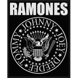 Ramones - Classic Seal, velká nášivka velká nášivka