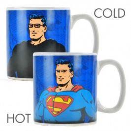 Superman - Clark Kent / Mění vzhled, hrnek Hrnek