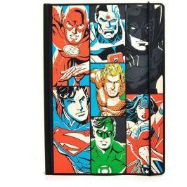 Justice League - A5, blok Blok