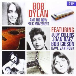 Bob Dylan : & The New Folk Movement 2LP