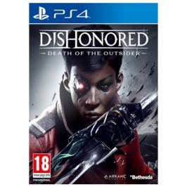 BETHESDA PS4 - Dishonored: Death of the Outsider
