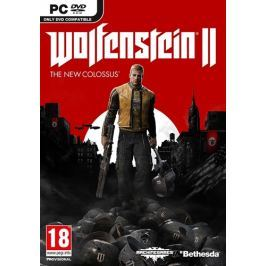 Cenega Hry HRA PC Wolfenstein II The New Colossus