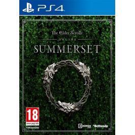 BETHESDA PS4 - The Elder Scrolls Online Summerset