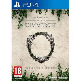 BETHESDA PS4 - ESP: The Elder Scrolls Online Summerset Collector's Edition