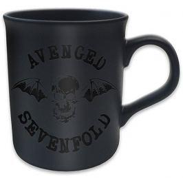 Avenged Sevenfold - Deathbat, hrnek - kovový Hrnek - kovový