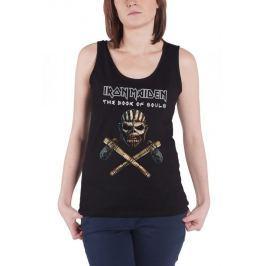 Iron Maiden - Axe Colour, dámské tričko XL