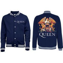 Queen - Crest, pánská bunda M