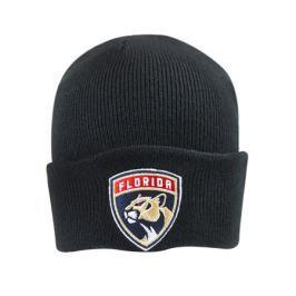 Mitchell & Ness Zimní čepice Mitchell & Ness Logo Cuff Knit NHL Florida Panthers