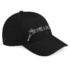 Metallica - Logo, čepice Čepice