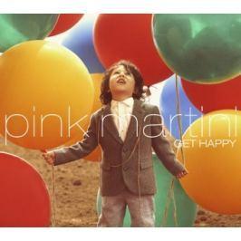 CD Pink Martini : Get Happy