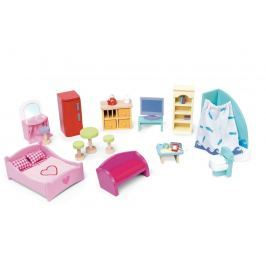 Le Toy Van nábytek - Kompletní set do domečku Deluxe