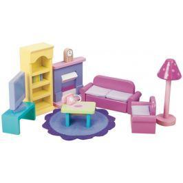Le Toy Van nábytek Sugar Plum - Obývací pokoj