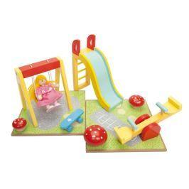 Le Toy Van sada Play- Hřiště