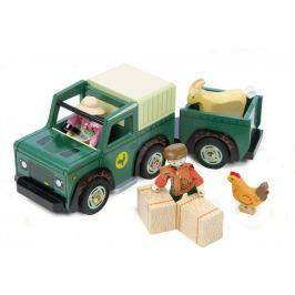 Le Toy Van Farmářské auto 4x4
