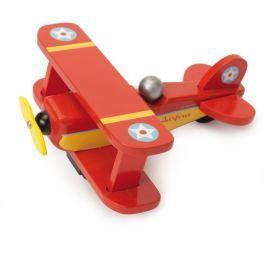 Le Toy Van letadlo červené