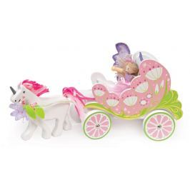 Le Toy Van Pohádkový kočár s jednorožcem