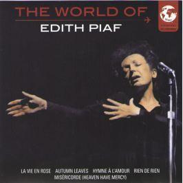 KAP-CO Pavel Kapusta The World Of Edith Piaf - 2CD
