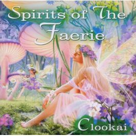 CD R-CLOOKAI-SPIRITS OF THE FAERIE