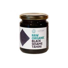 Sun and Seed Tahini pasta z černého sezamového semínka - Bio, raw 250g