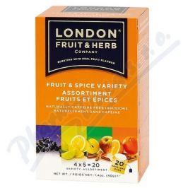 TYPHOO TEA LIMITED Čaj LFH variace ovoce a koření Spice 20x2g
