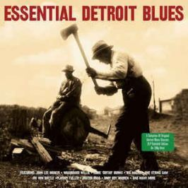 Essential Detroit Blues LP