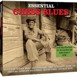 CD Essential Chess Blues