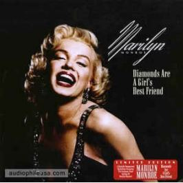 CD Marilyn Monroe : Diamonds