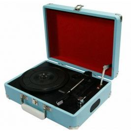 GPO - Attache Blue, gramofon Gramofon