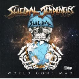 Suicidal Tendencies : World Gone Mad LP
