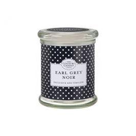 Country Candle Vonná svíčka ve skle s víčkem Earl Grey (Earl Grey Noir) 848 g