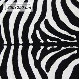 Tempo Kondela Koberec, vzor zebra, 200x250, ARWEN