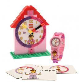 Lego Time Teacher - výuková stavebnice a hodinky