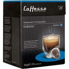 Caffesso kávové kapsle Indiano, intenzita 10, (10 kapslí)